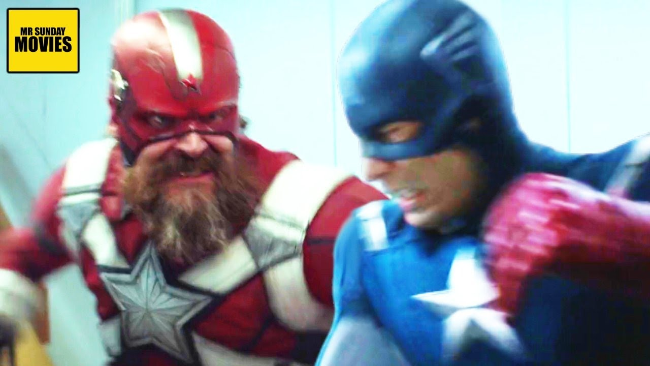 Red Guardian REALLY DID Fight Captain America - YouTube