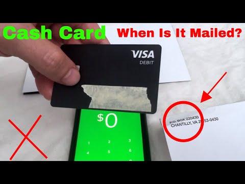 ✅  How Long Until I Receive My Cash App Cash Card?  🔴