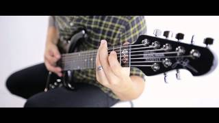 vitalism   bipolarity   guitar playthrough official