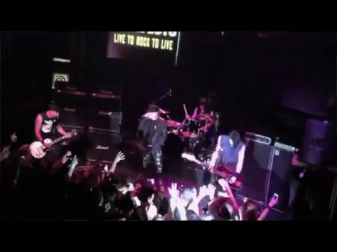 Marky Ramone's Blitzkrieg - Live at Manifesto Bar / SP 2013