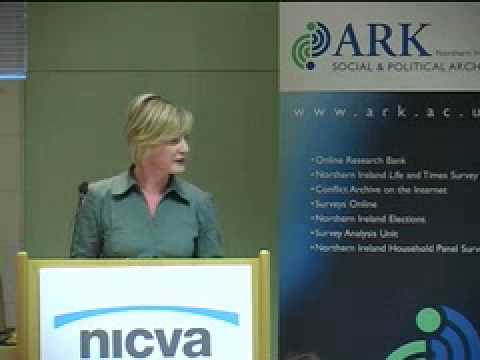 ARK Seminar: Public attitudes to health care in Northern Ireland