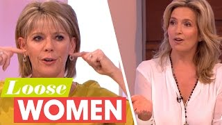 Ruth Langsford Considered Having Plastic Surgery on Her Ears | Loose Women