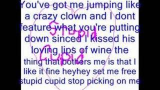 Stupid Cupid Mandy Moore With Lyrics