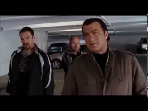 Fight Scene   Driven to Kill Steven Seagal