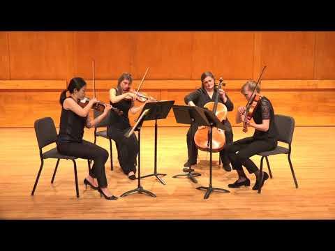 String Quartet No. 5, Opus 18, 5 (Beethoven) - Spring Chamber Chamber Music Festival SBU