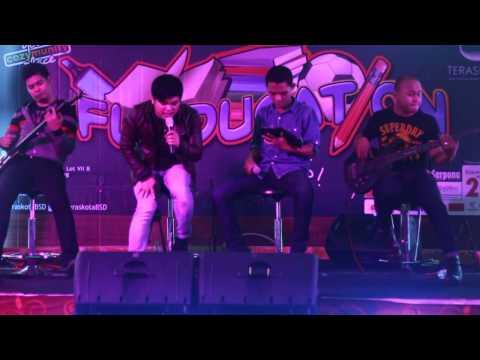 ELKASIH - Kau Tigakan Cinta Live at Teras Kota BSD w/ Fresh FM