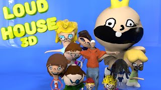 Homemade Intros: The Loud House 3D