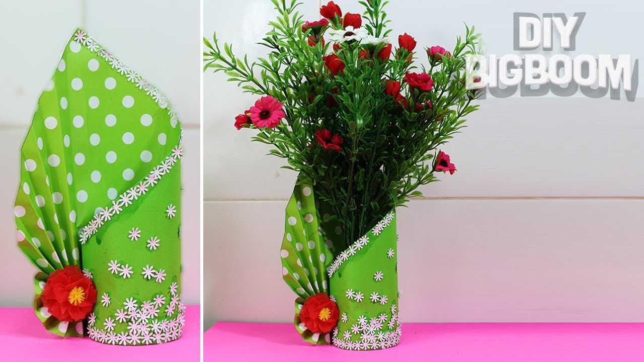 How to make flower vase with paper   Paper craft flower vase   DBB Small Gl Flower Vase on small flower arrangements, small flower art, small flower holders, small flower decor, small green vase, small flower bouquets, small colorful flowers, small japanese, small flower dishes, small flower plates, small flower stencils, small red flowers, small flower beds, small vase arrangements, small jugs, small rose bouquets for bridesmaids, small vase centerpieces, small flower trees, small flower curtains, small flower cards,