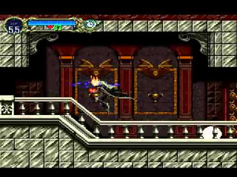 Castlevania Symphony of the Night X-X!V''Q Newgame+ Part 1