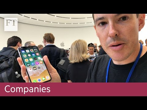 Apple's new iPhone X - FT verdict | Companies