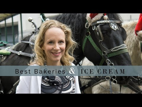 Festive Guide to Victoria BC: Best Bakeries and Ice Crea - Vlog 97