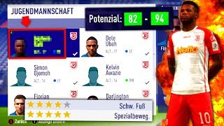 FIFA 18 : UNSER BESTES TALENT EVER !!? 🔥🔥😍 Jahn Regensburg Karriere #28