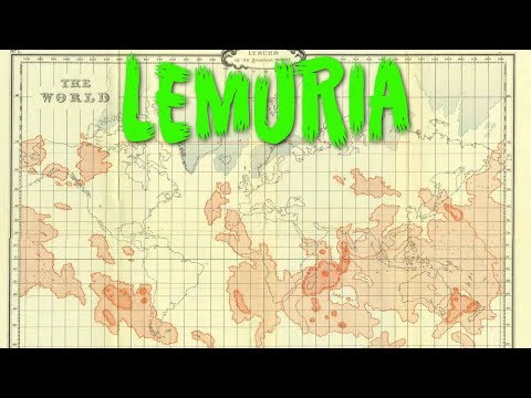 The Third Root Race: Lemuria, Lemurian Civilization, and the Continent of Mu