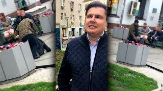 Историк Е. Понасенков о глубинном народе, о духовности, о философах Ильине и Бердяеве
