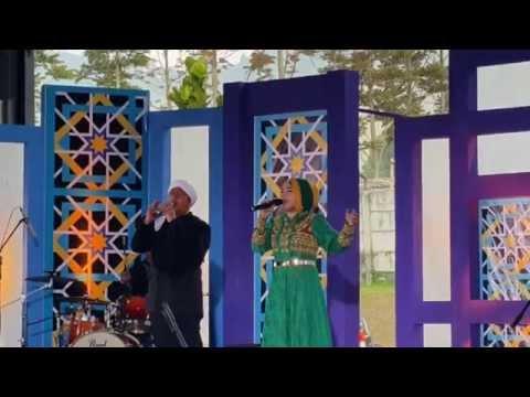 Maha melihat Novi Ayla feat Opick