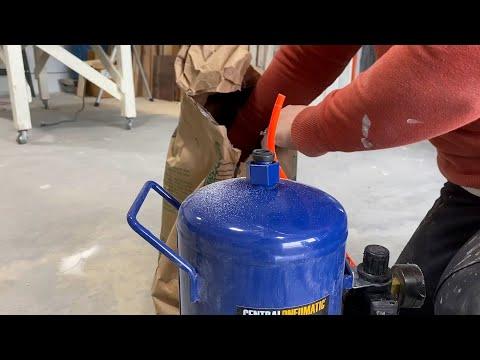 Soda Blasting Wood Furniture