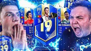 FIFA 19 : Garantierte TOTS PACKS BATTLE vs NoHandGaming 😱🔥