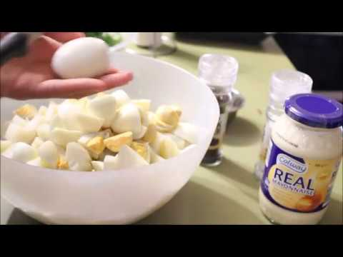 MAKING REAL DELICIOUS TONGAN STYLE  POTATO SALAD| COOKING WITH A&T|