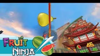 Fruit Ninja VR - Available Now!