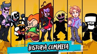 MODO HISTORIA COMPLETO !! - Friday Night Funkin' (Week 1,2,3,4,5,6 & 7) *Hard*
