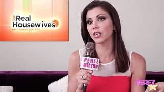 Heather Dubrow On How She