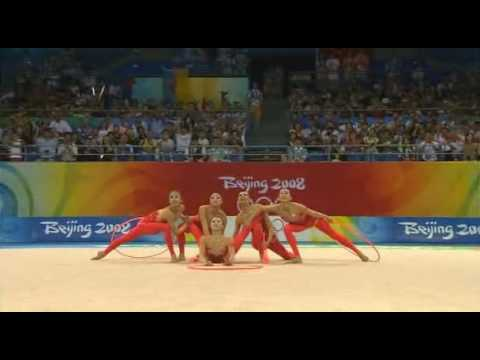 China 3 hoops 4 clubs 2008 olympic games Beijing  Q