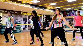 Tumbum - Yemi Alade - Studio One Fitness Official Choreography By MANVIKA SWAIN.