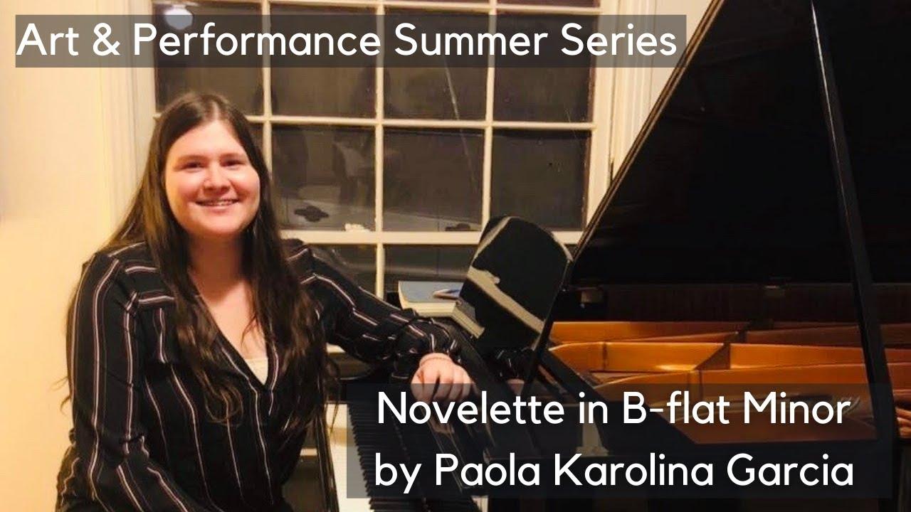 Art & Performance Series FT PAOLA KAROLINA GARCIA