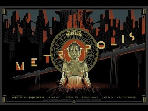 MOVIE FILM Metropolis  REMASTERED hd
