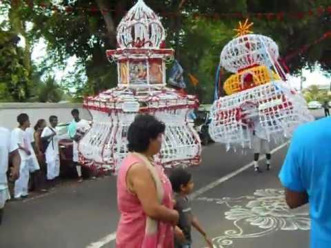maha shivaratri in mauritius(baie-du-tombeau).