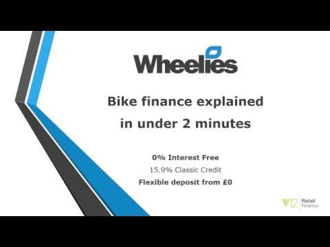 Bike Finance: Applying for credit with Wheelies.co.uk