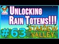 UNLOCKING THE RAIN TOTEM!!!  |  Let's Play Stardew Valley [Episode 63]