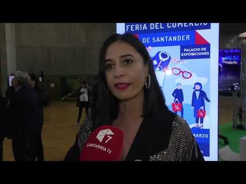 Celebrada la I Feria del Comercio de Santander