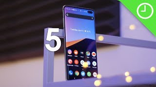 Galaxy S10+: 5 reasons to pick it over the Note 10