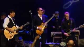 Steve Miller, Joe Bonamassa, Joe Satriani - One Mint Julep - 6/9/15 Les Paul Celebration