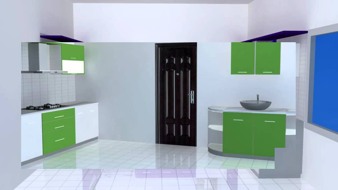 Modular Kitchens- Pathankot - YouTube