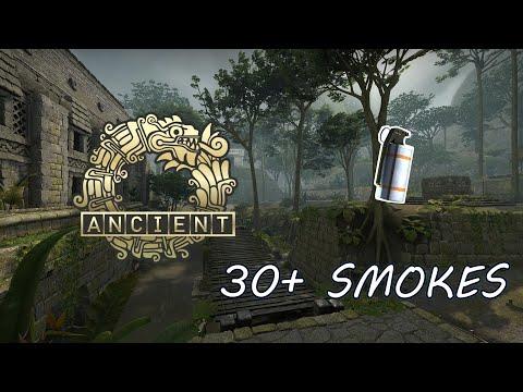 ESSENTIAL ANCIENT SMOKES - CS:GO [128 TICK] [SUMMER 2021]