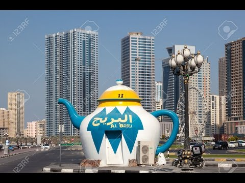 Haw you see Sharjah driveng city tour UAE