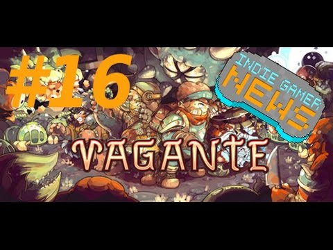 Vagante - #16 - Indie Gamer News *Steam Key Give Away!*
