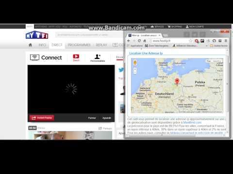 how to watch french tv online ? regarder tf1 live de l'étranger hors de France