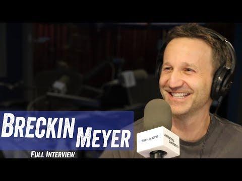 Breckin Meyer  On Set Relationships, Movies, 'SuperMansion'  Jim Norton & Sam Roberts