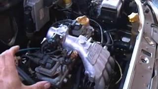 FIAT PALIO 1.0 8V MPI Revisão Preventiva. thumbnail
