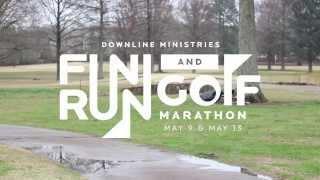 Fun Run & Golf Marathon Promo 1