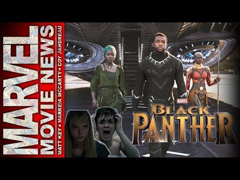 Black Panther Trailer, First New Mutants Trailer, The Future of the MCU | Marvel Movie News Ep 152