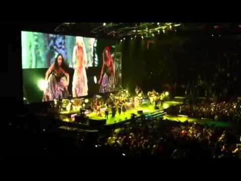 Shakira Toyota Center Concert
