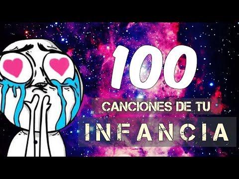100 Canciones Más ÉPICAS De Tu Infancia!!! 😲 | Series, Películas, Bandas...