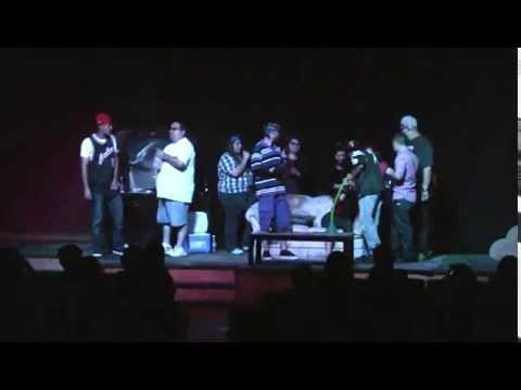 Shattered - Live Drama shown May 31, 2015 at The Door Christian Fellowship El Paso Texas
