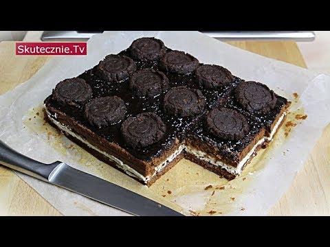 Proste ciasto piernikowe z kremem twarogowym :: Skutecznie.Tv [HD]