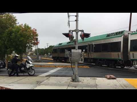 Cyclist struck by SMART train in Santa Rosa