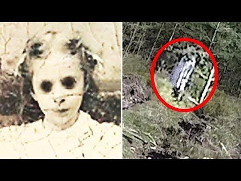 Spooky sightings of black eyed child